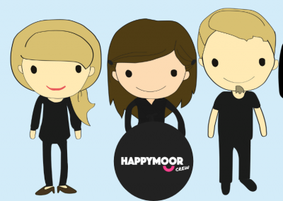 Apply to HAPPYMOOR Experience Designer Trainee Programme